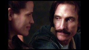 Ron flirtet mit Eve